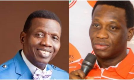 Why God allowed Pastor Enoch Adeboye's third son to die