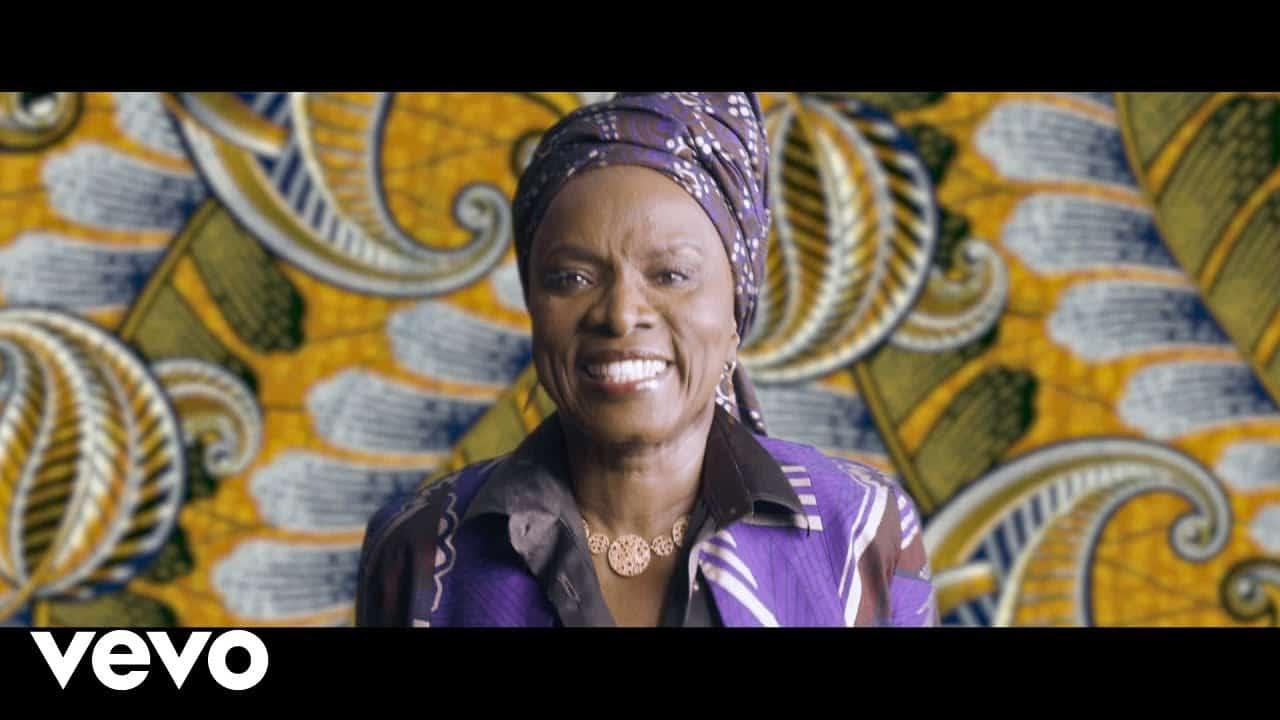 Africa, one of a kind - Angelique Kidjo feat. Mr Eazi & Salif Keita