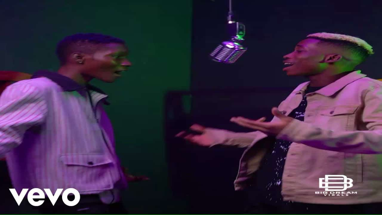Music Video: Lil Frosh feat. Zinoleesky – Omo Ologo