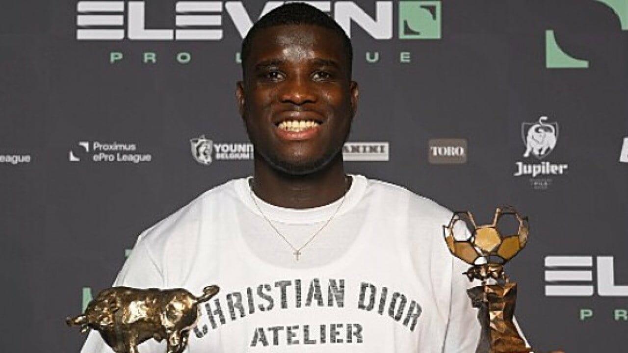 Onuachu-Belgian-Player-Of-The-Year-Award
