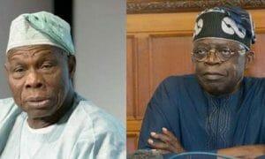 Tinubu-Obasanjo