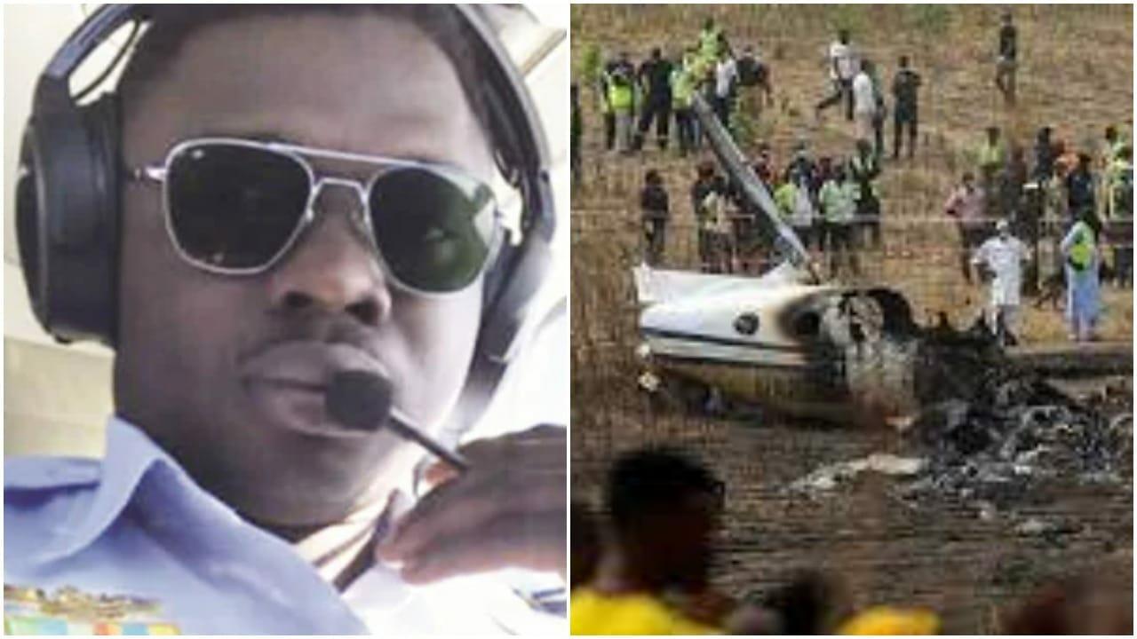 kaduna plane crash