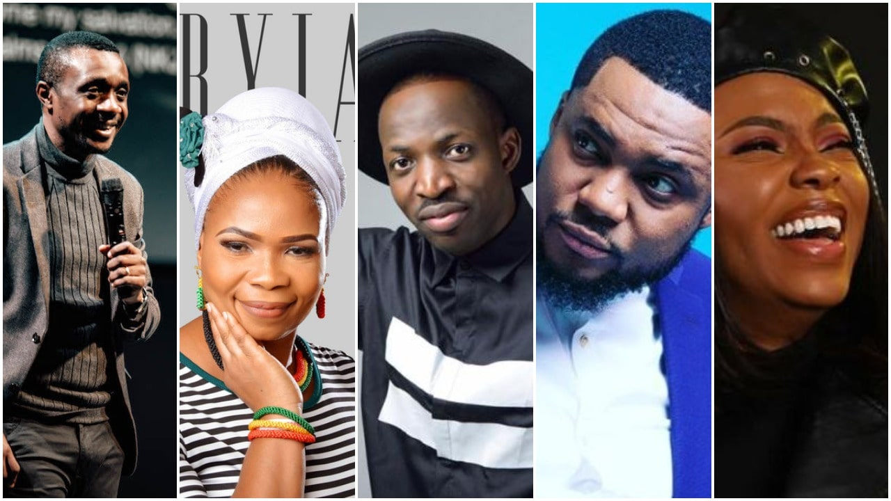 Nigerian Gospel Songs 2021