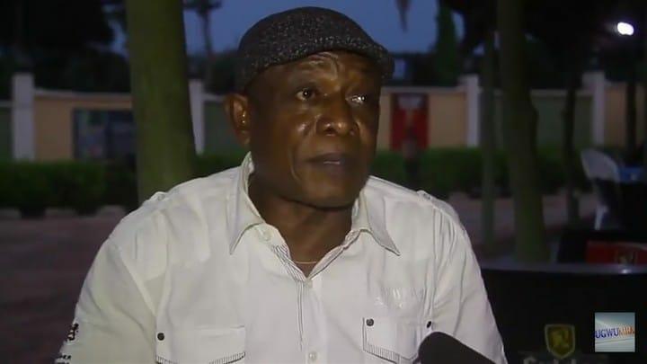"""Osuofia"""" Owoh speaks on Biafra"""