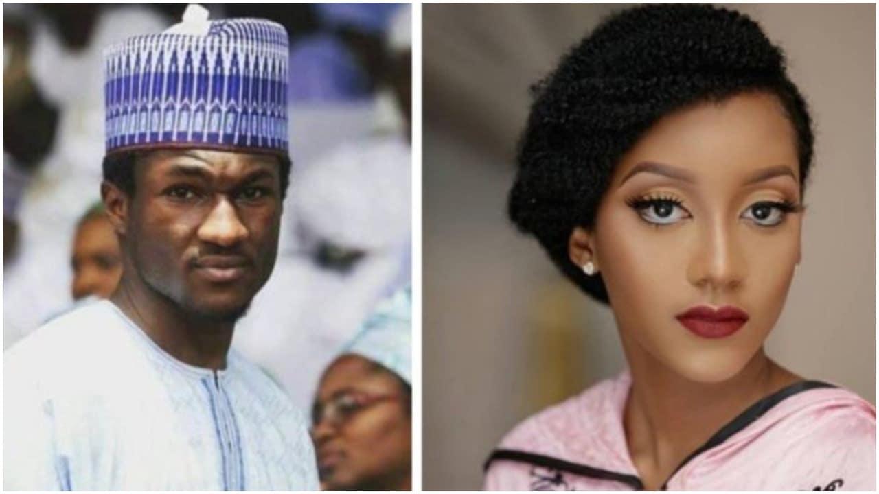 Buhari son weds kano princess