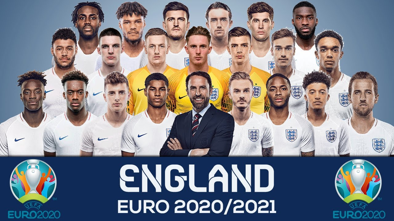 England Euros 2020