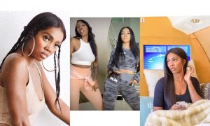 Tiwa Savage reveals the sad thing that happens to her when she returns home after clubbing with Toke Makinwa, others
