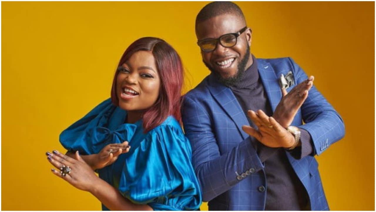Funke Akindele & JJC