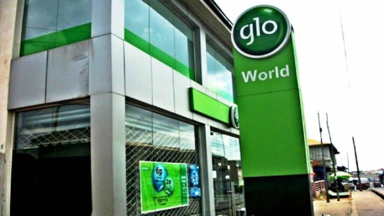 share data on Glo