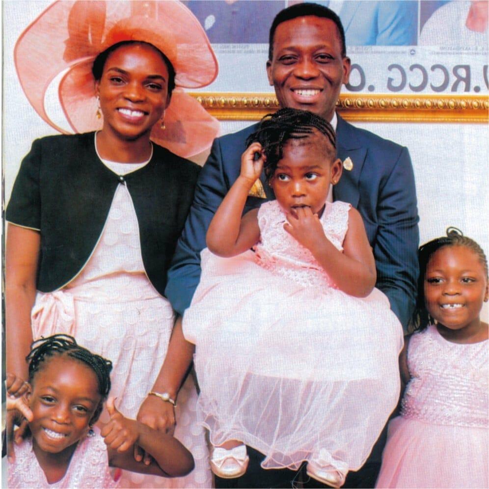 Late Pastor Dare Adeboye 3 kids speak about their Dad