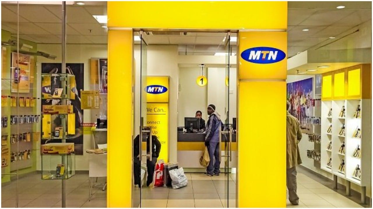 How to check MTN number