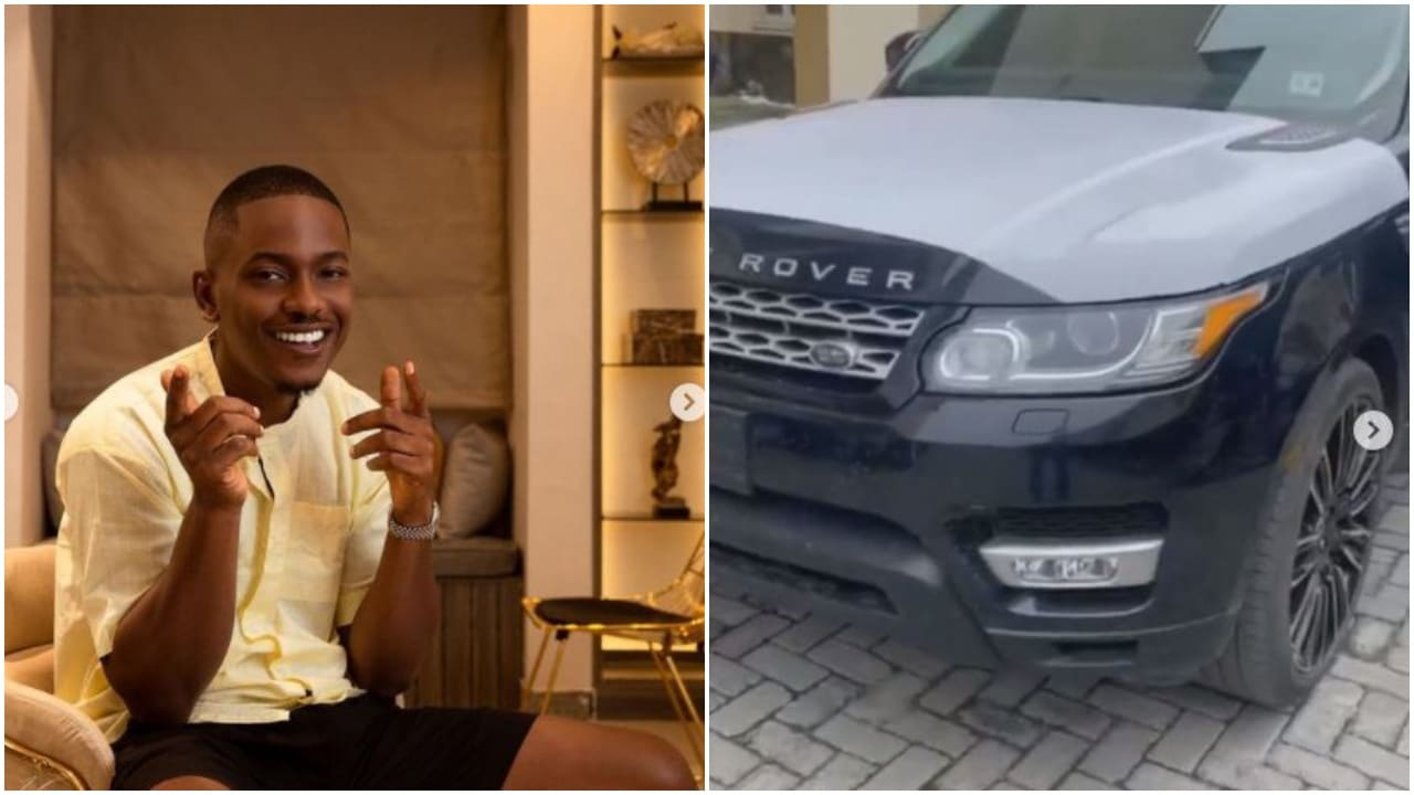 Timini buys Range Rover for birthday