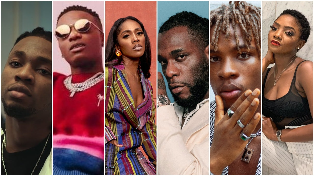 Top 15 Best Nigerian Songs of 2020