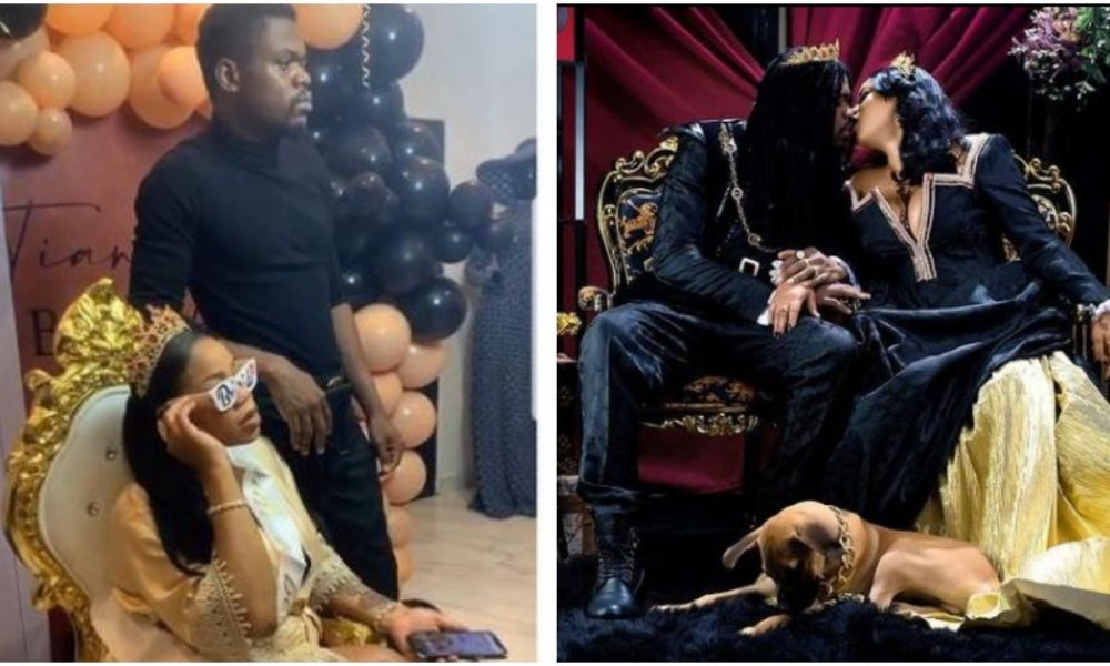 Reactions As Toyin Lawani Releases New Pictures As She