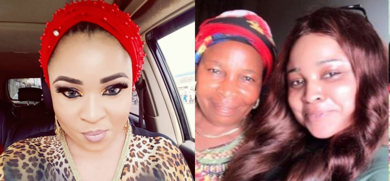 bimbo Afolayan n mother in law