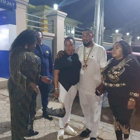 Bisola Badmus is battling to be KWAM1's wife