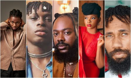 10 Nigerian songs of the month (July)