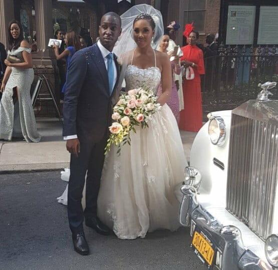 White Wedding Of Son Of Former Ekiti Governor, Niyi Adebayo