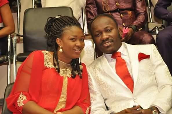Apostle Johnson Suleiman  marriage