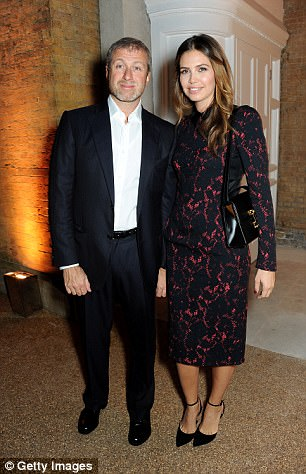 Roman Abramovich wife separate after 10 years