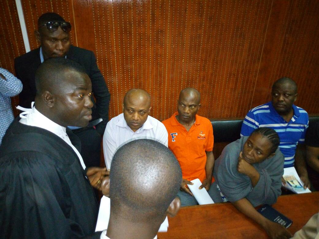 Evans pleads GUILTY to conspiracy
