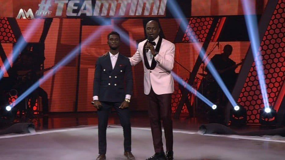 The Voice Nigeria 2  Idyl winner