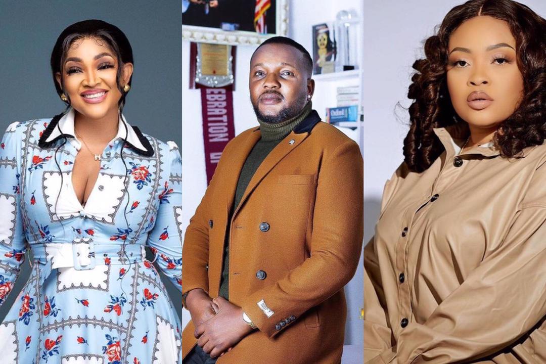 Mercy Aigbe, Temitope Solaja blasts Yomi Fabiyi over 'Oko Iyabo' movie