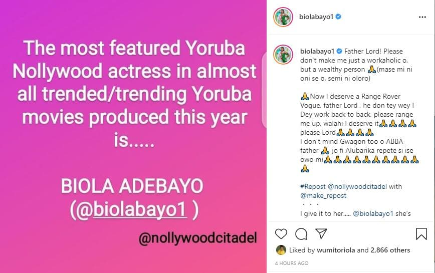 Biola Adebayo