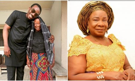 Bovi and mother
