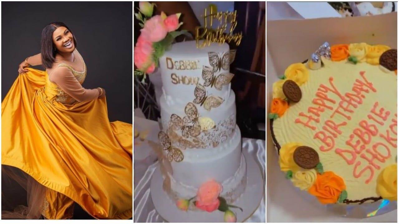 Debbie Shokoaya cake gifts