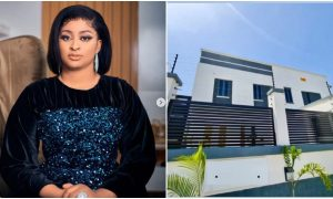 Etinosa becomes house owner