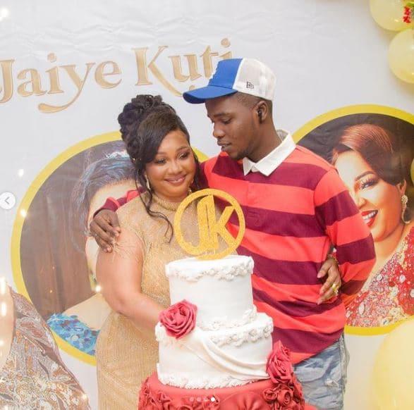Jaiye Kuti surprise