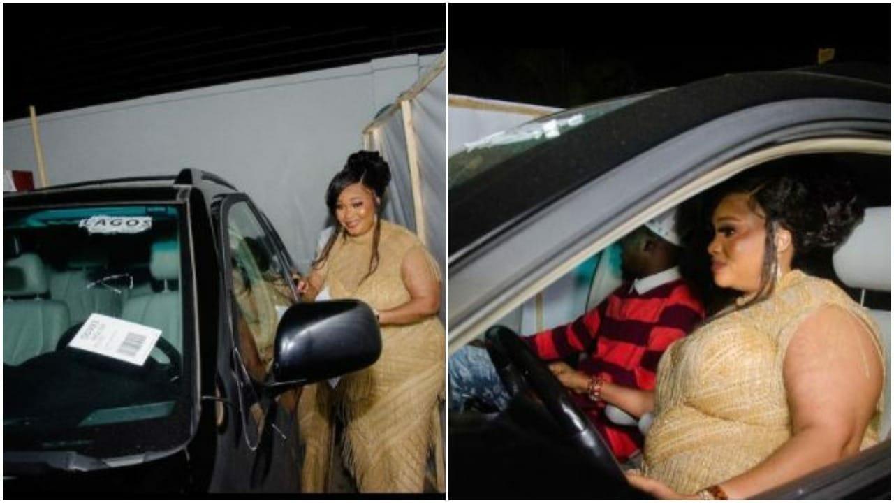 Jaiye Kuti surprise car