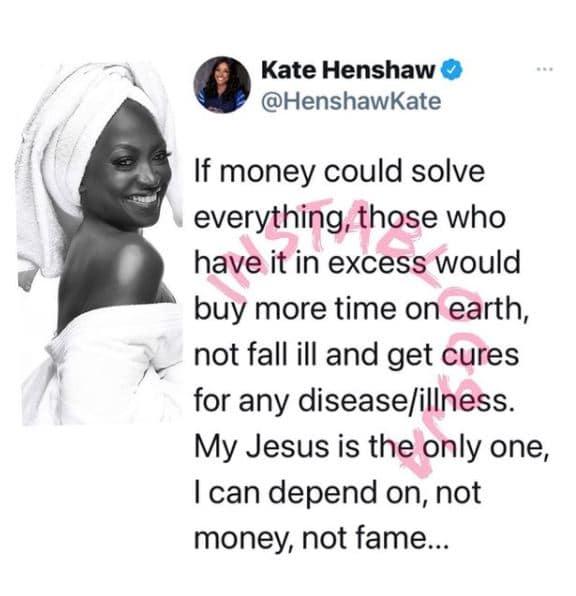 Kate Henshaw