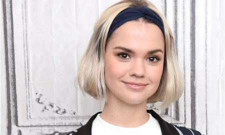 Maia Mitchell's biography age