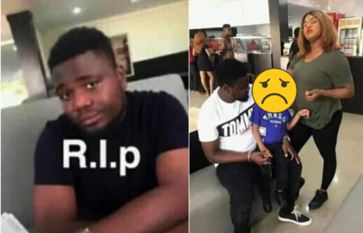 Man dies after dna test