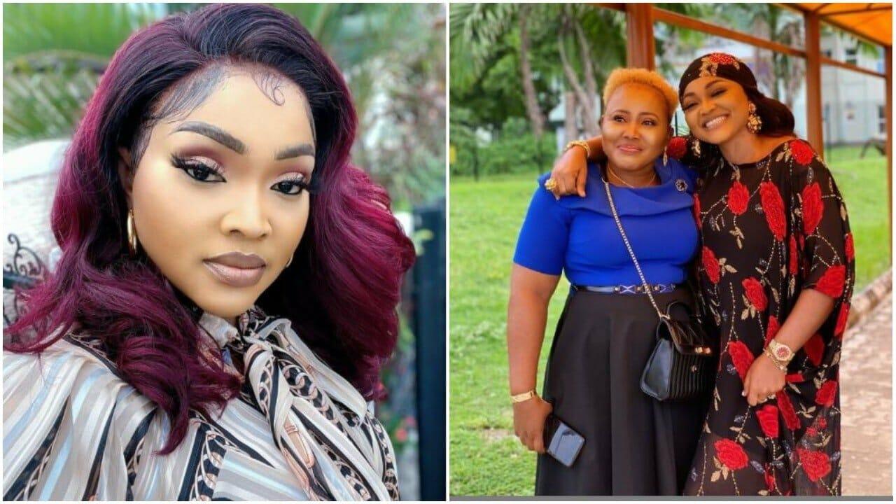 Mercy Aigbe celebrates sister'sbirthday