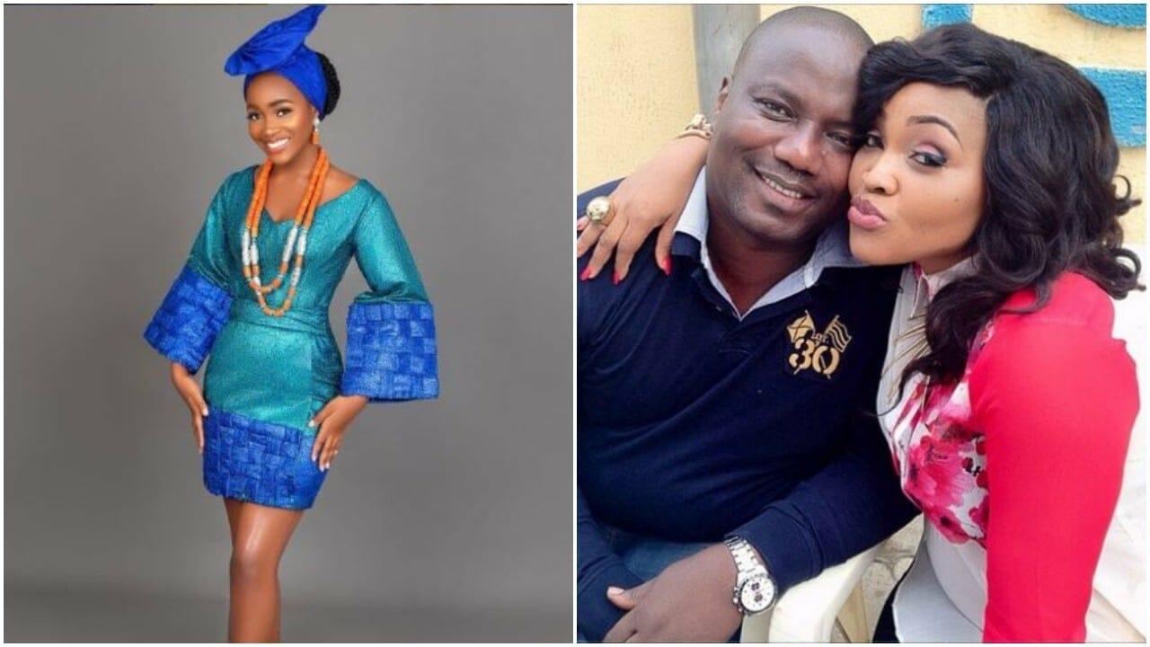 Mercy Aigbe's ex