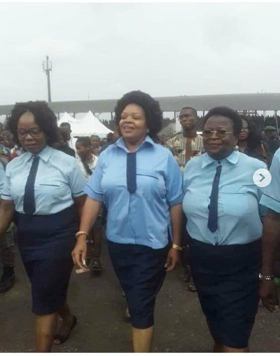 Rochas Okorocha's wife returns to secondary school