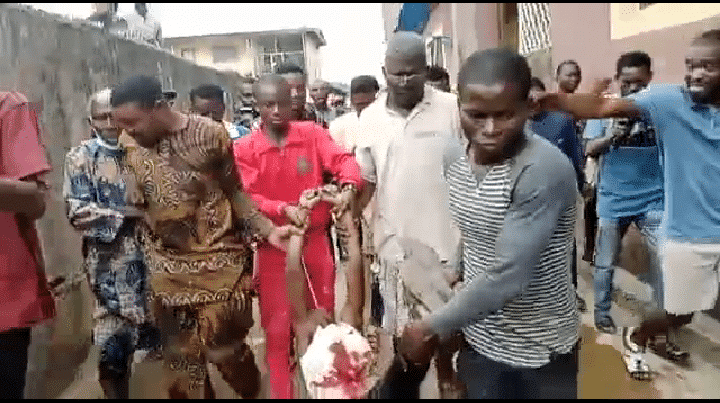 Yoruba Nation: 14 year old girl hit by stray bullet