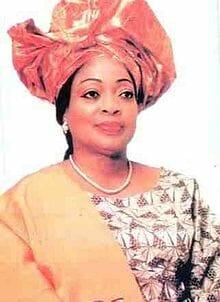 Olusegun Obasanjo  sacrificed Stella