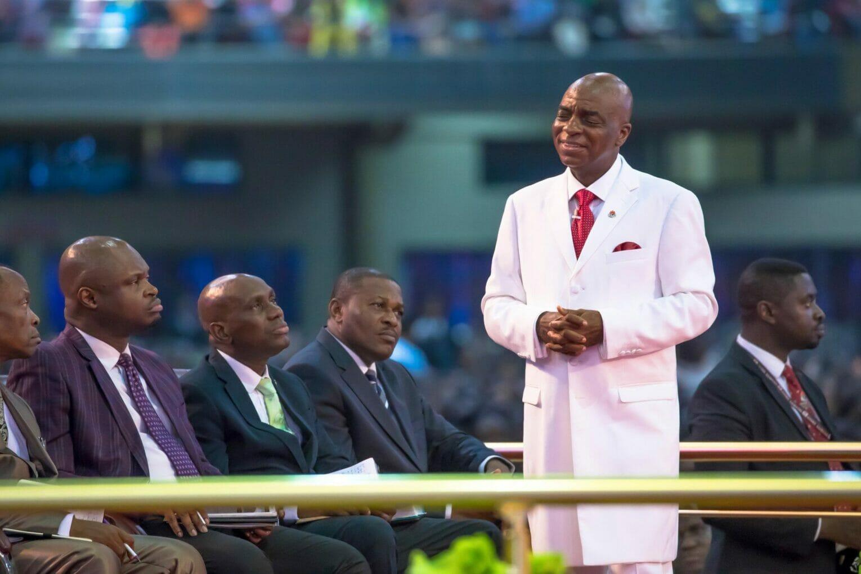 Oyedepo sack 40 pastors