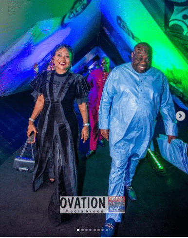 How RMD's star studded 60th birthday party shut down Lagos