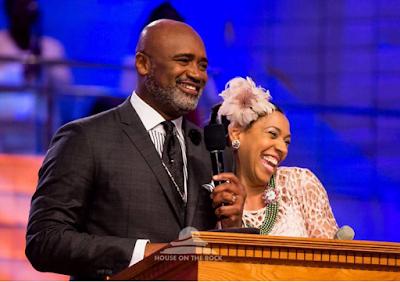 Pastor Paul Adefarasin love story of 24 years...