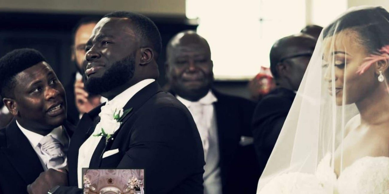 Seun Akindele cried like a baby