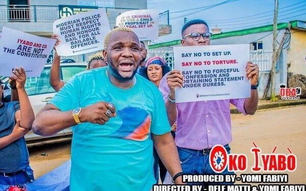 Yomi Fabiyi new movie on Baba Ijesha 'Oko Iyabo' upsets Nigerians
