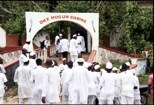 Ooni of Ife Wives Barred from Burial