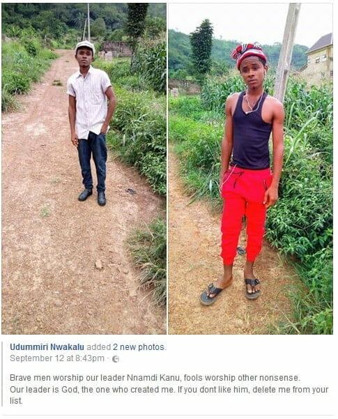 IPOB member, Udummiri Nwakalu