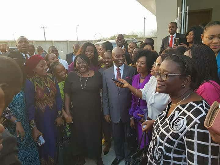 Bishop Oyedepo Dedicates Multi-Million Winners' Church