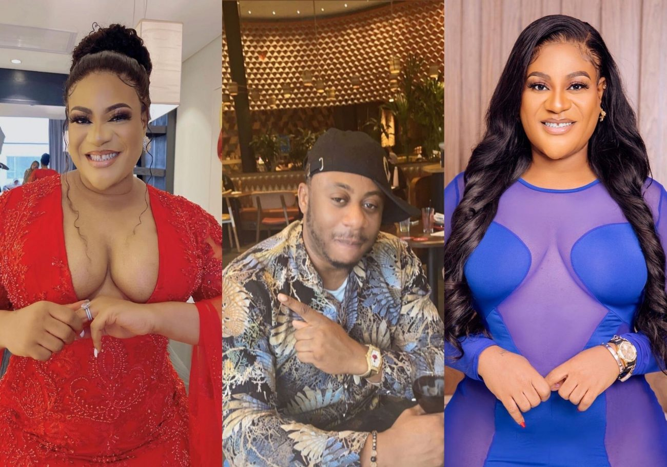 Actress Nkechi Blessing reveals the 'nasty' thing she wants to do to her politician lover face